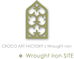 CROCO ART FACTORY`s Wrought iron